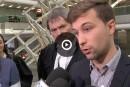 Nadeau-Dubois accusé d'outrage au tribunal: à la Cour d'appel de trancher