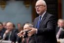 Mise à jour économique: les Québécois paieront une partie de la note