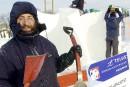 Disparition annoncée du concours de sculpture sur neige du Carnaval