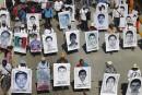 Mexique: les parents des 43 «renient» le présidentPeña Nieto