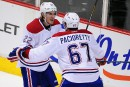 Max Pacioretty et Dale Weise: le duo improbable