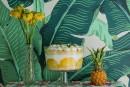 Bagatelle à l'ananas rôti