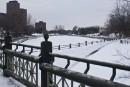 Retour de la patinoire sur le ruisseau de la Brasserie