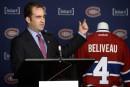Jean Béliveau, l'homme de hockey le plus respecté au monde, dit Geoff Molson