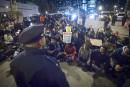 Mort d'Eric Garner:83 arrestations à New York