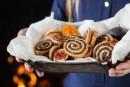 Biscuits spirales à la figue