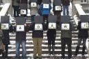 Autre manif en faveur de Raif Badawi