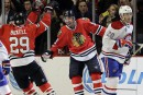 Le Canadien s'incline 4-3 face aux Blackhawks