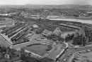 La gare du Palais en 1958