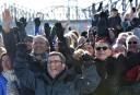 Pont de Québec: Régis Labeaume aux trousses des actionnaires