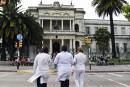 Guantanamo:six détenusenvoyés en Uruguay