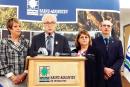 Budget de la Ville de Québec: «un jour noir» pour Saint-Augustin