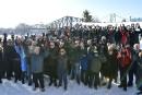 Pont de Québec: des actionnaires du CN refusent d'intervenir