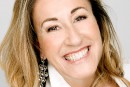 Lyne Fortin: neige et confettis