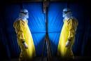 «Les combattants de l'Ebola», personnalité de l'année du<em>Time</em>