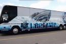 Autoroute 20: l'autobus de l'Oceanic a pu repartir