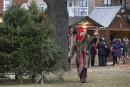 Noël au marché: traditions longueuilloises