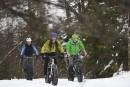 Le vélo sur neige arrive à Sherbrooke