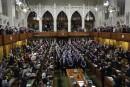 Année mouvementée au parlement