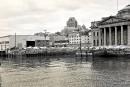 L'Agora du Vieux-Port en 1961
