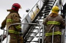 Les pompiers retrouvent leurs uniformes