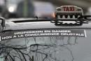 La France interdit le service Uber à compter de 2015