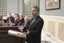 «La hausse de taxes est justifiée» selon le conseiller Jocelyn Dupuis