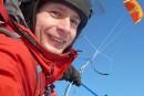 L'aventurier Frédéric Dion atteint le centre de l'Antarctique
