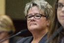 Budget: Danielle Berthold s'en prend aux dissidents