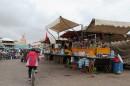 La place Djemaa el-Fna