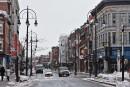 Des bars et des restaurants du centre-ville ferment pour l'hiver