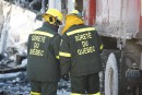L'Isle-Verte: la cause exacte de l'incendie ne sera jamais connue