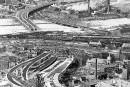 L'autoroute Dufferin-Montmorency en 1975