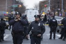 Les policiers américains en état d'alerte