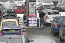 Prix de l'essence à Québec: sous la barre du dollar