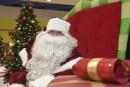 Quand le père Noël devient un confident