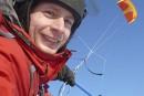 Frédéric Dion vise un autre record dans l'Antarctique
