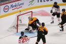 Un deuxième jeu blanc de suite pour Équipe Canada junior