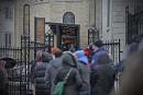 La porte sainte déverrouillée dès décembre