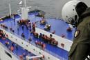 Traversier grec incendié: deux marins tués en attachant le bateau