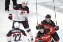 Le Canada bat les États-Unis 5-3 au Mondial Junior