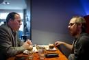 Tête à tête avec Fabien Cloutier: dialogue (post) critique