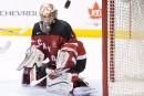 Zachary Fucale gardien partant du Canada en finale du Mondial junior