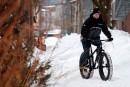 Le fatbike, la nouvelle tendance vélo