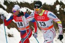 Tour de ski: Alex Harvey éliminé en quart de finale