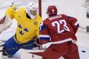 La Russie accède à la finale en battant la Suède 4-1