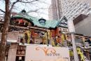 Pas question de gérer le nombre de restaurants à Québec, dit Labeaume