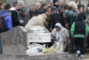 France: le «bébé rom» finalement inhumé