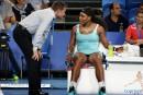 Une pause café vient à la rescousse de Serena Williams
