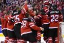 Le Canada remporte l'or